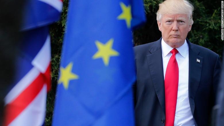 دعوای اروپا و آمریکا بر سر برجام