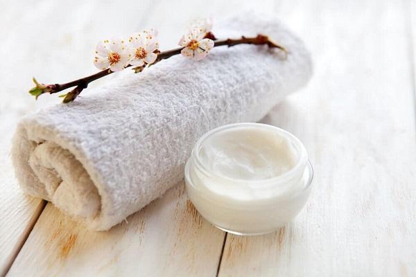 اسکرابهای بدن برای پوست خشک