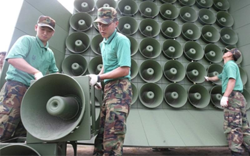 سئول پخش تبلیغات مرزی علیه کره شمالی را تعطیل کرد
