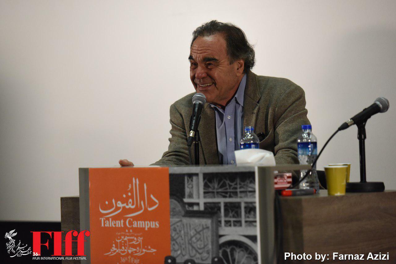 کارگردان معروف امریکایی در تهران