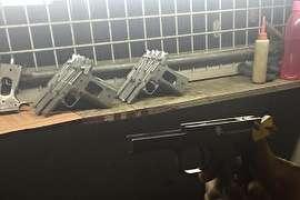 سفری به یک کارخانه اسلحه سازی در فیلیپین! (+تصاویر)