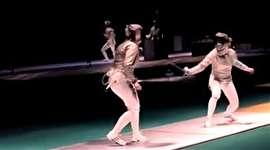 دست شمشیربازان در اسپانیا از مدال کوتاه ماند