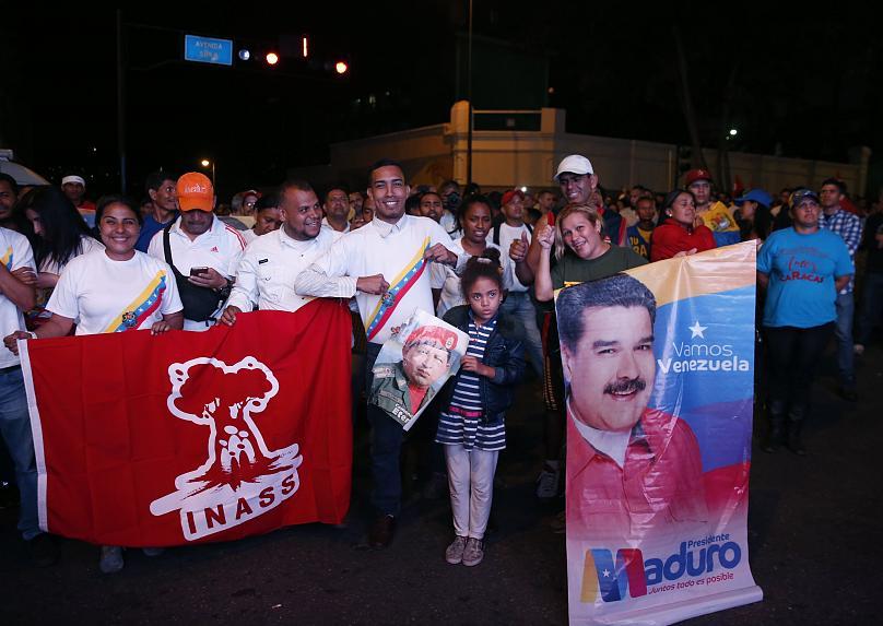 انتخابات ریاست جمهوری ونزوئلا: اعلام پیروزی مادورو / مخالفان نتایج را نمی پذیرند