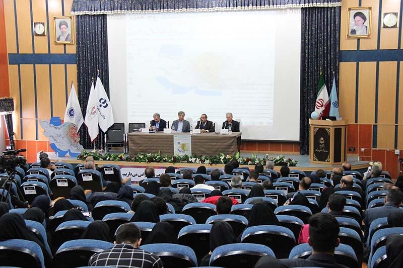 حضور فعال بانک رفاه در کنگره انجمن ژئوپلیتیک ایران