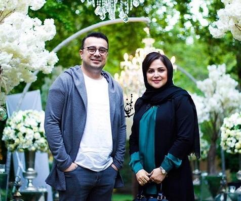 خواهر و برادر بازیگر تلویزیون (عکس)