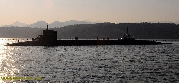 USS پنسیلوانیا؛ غول بزرگ کلاس اوهایو(+تصاویر)
