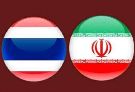 افزایش صادرات ایران به تایلند