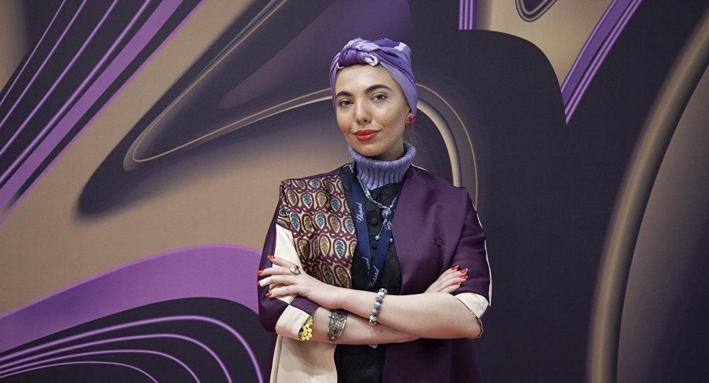 حضور کارگردان زن ایرانی در جشنواره بین المللی فیلم مسکو (+عکس)