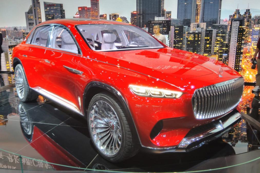 ترکیب فناوری و تجمل در نمایشگاه خودرویی پکن