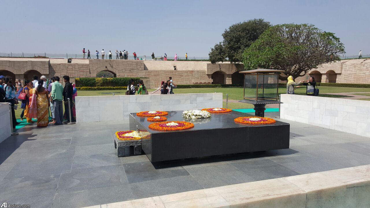 سفر به کشور 72 ملت- گاندی از نمای نزدیک(+ عکس)