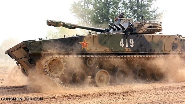 خودروی جنگی چینی! (+تصاویر)