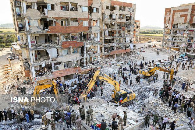 می خواهند با 25 میلیون تومان ساختمان فولادی کج شده را صاف کنند/مسکن مهر سرپل ذهاب باید جا به جا شود/ایرادهای بازسازی انجام شده در مناطق زلزله زده