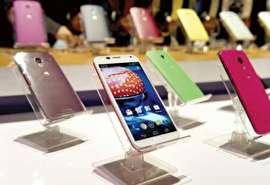 واردات گوشی تلفن همراه 160 درصد افزایش یافت