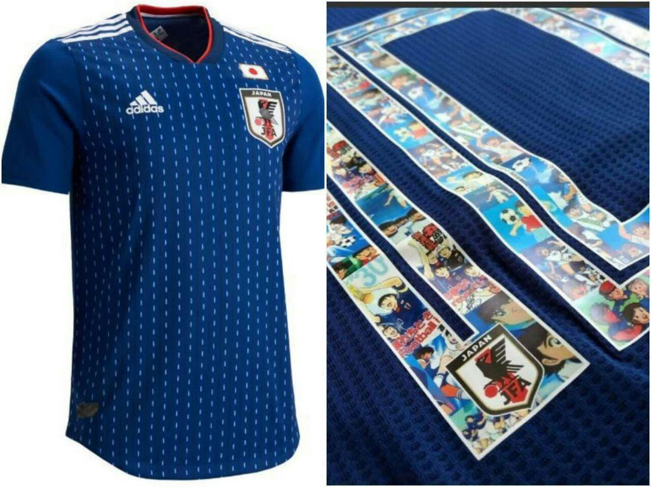 صدرنشین زیباترین لباس جام جهانی 2018 (عکس)