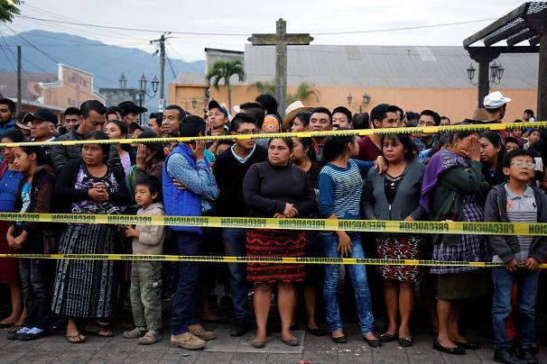 25 کشته در فعالیت آتشفشان گواتمالا