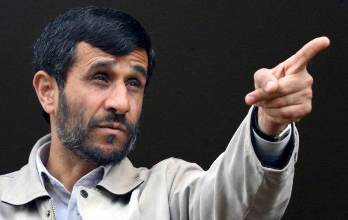 احمدی نژاد و فاز فراموشی