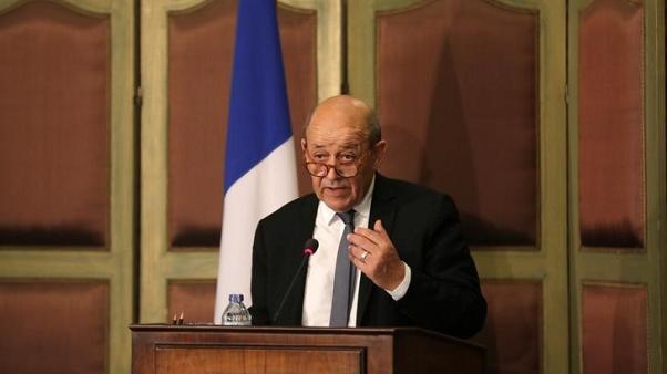 وزیر خارجه فرانسه: سخن مقامات ایرانی به خط قرمز نزدیک می شود/ بازی با خط قرمز خطرناک است