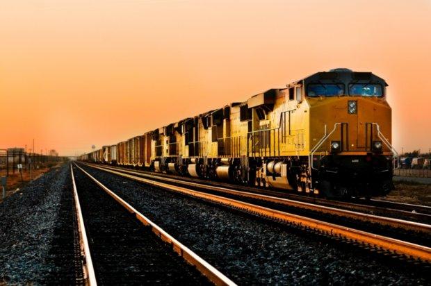رکورد حمل بار از طریق راه آهن شکسته شد