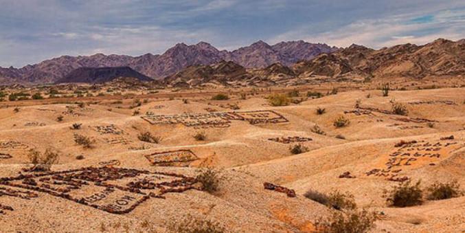 دره اسمها در آریزونا (+عکس)
