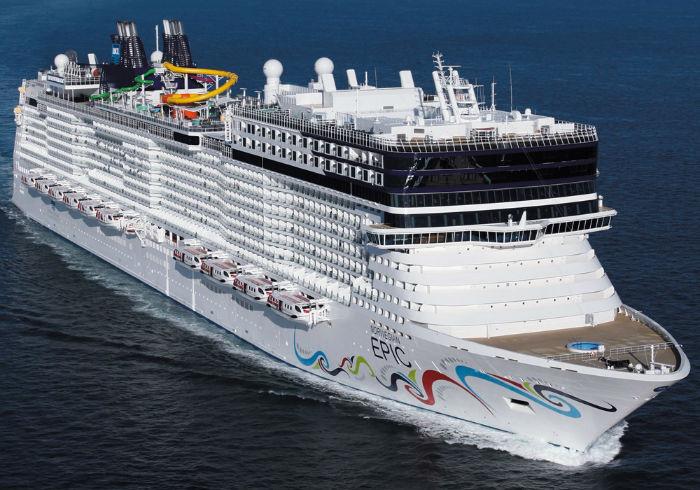10 کشتی تفریحی غول پیکر مناسب برای مسافرت (+عکس)