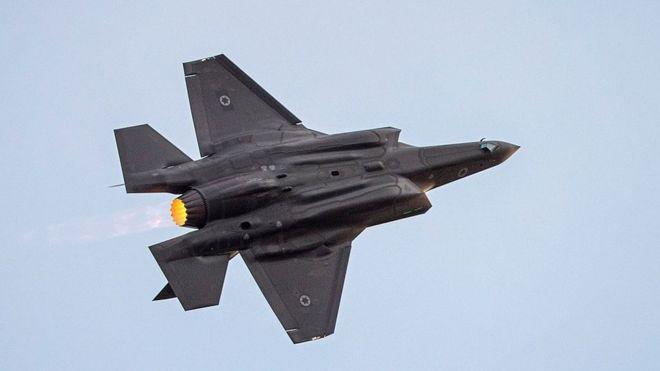اسرائیل: اولین عملیات رزمی اف-35 در جهان را انجام دادیم (+عکس و فیلم)