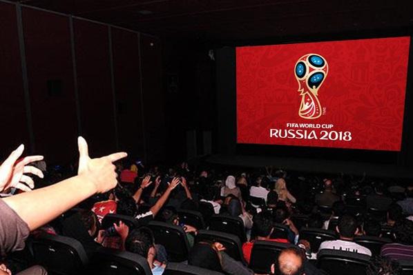 اکران جامجهانی در سینما: اعلام قیمت بلیط / حضور زنان، مردان و خانوادهها