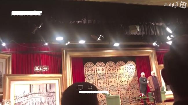 رمزگشایی از فیلم دورهمی ناصر ملک مطیعی: برخلاف ادعای تهیه کننده تصاویر با موبایل ضبط نشده است