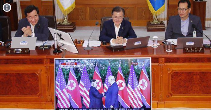 رییسجمهور کرهجنوبی: دیشب نخوابیدم (+عکس)