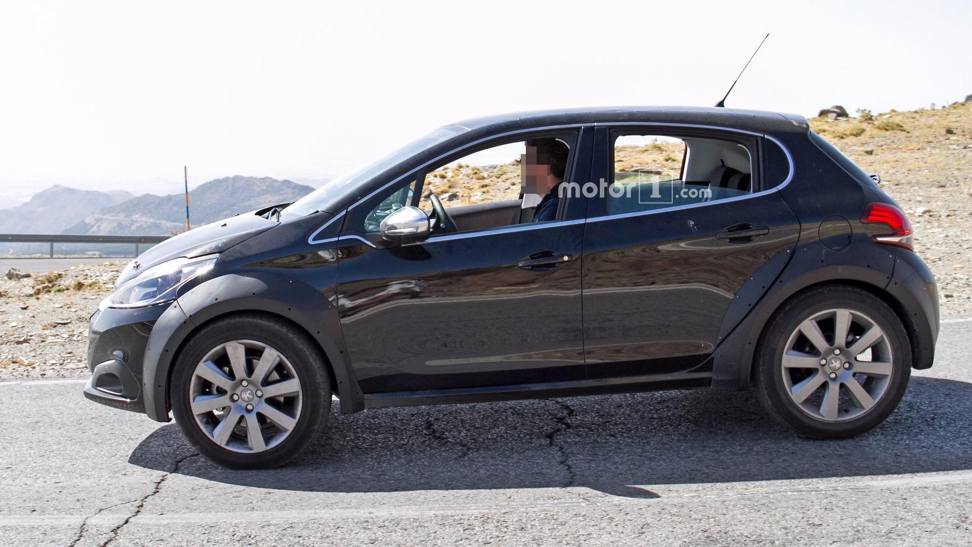 1008 تصوری از یک خودروی شاسیبلند کوچک