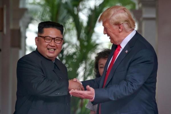رهبران آمریکا و کره شمالی دعوت برای دیدار از کشورهای یکدیگر را پذیرفتند