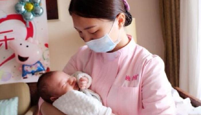 راه حل جالب چینی ها برای درمان افسردگی مادران جدید