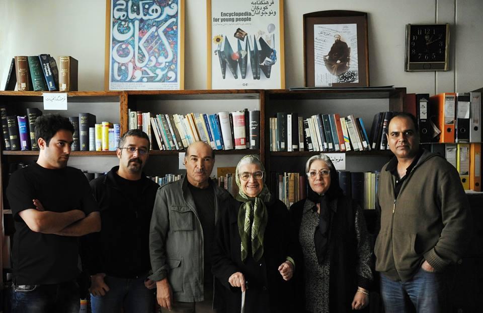 آیین افتتاح اکران اینترنتی مستند «توران خانم» در موزه سینما
