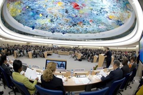 خروج آمریکا از شورای حقوق بشر سازمان ملل