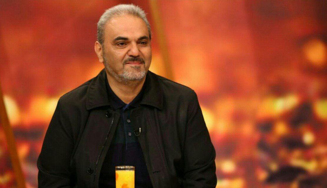 قول جواد خیابانی برای گزارش بازی ایران-اسپانیا