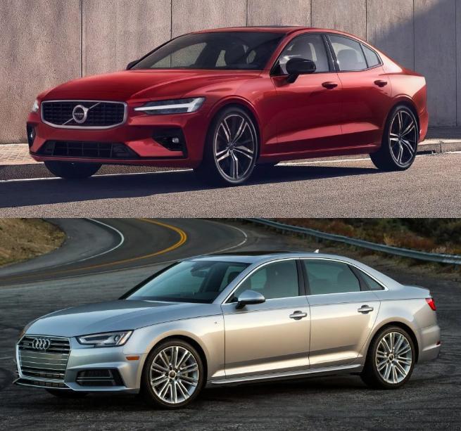 S60 مدل 2019 رونمایی شد/ جدیدترین خودروی ولوو در مقایسه با رقبای ...