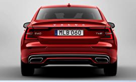 S60 مدل 2019 رونمایی شد/ جدیدترین خودروی ولوو در مقایسه با رقبای اروپایی (+عکس)