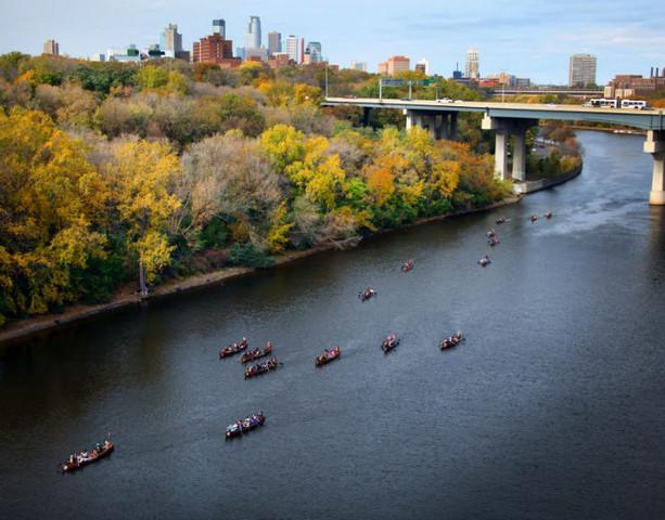 10 مورد از سمی ترین و آلوده ترین رودخانه های جهان (+عکس)