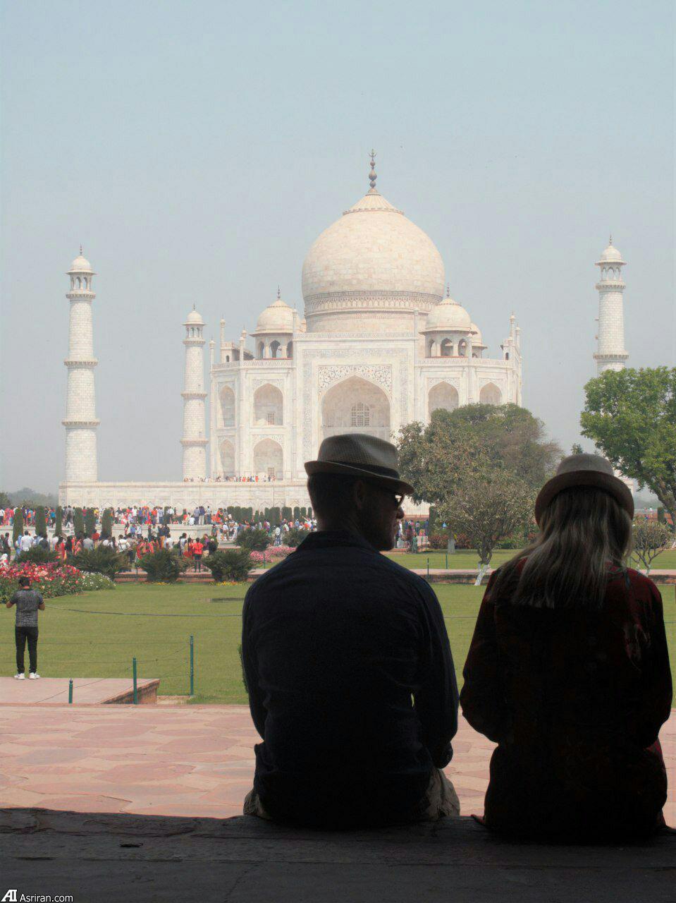 سفر به کشور 72 ملت - تاج محل؛ بنای عاشقانه (+عکس)