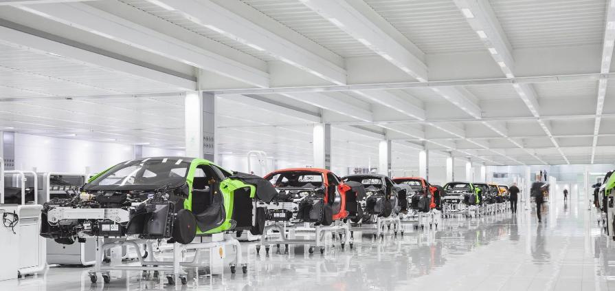 تعداد خودروهای ساخته شده توسط مکلارن را حدس بزنید