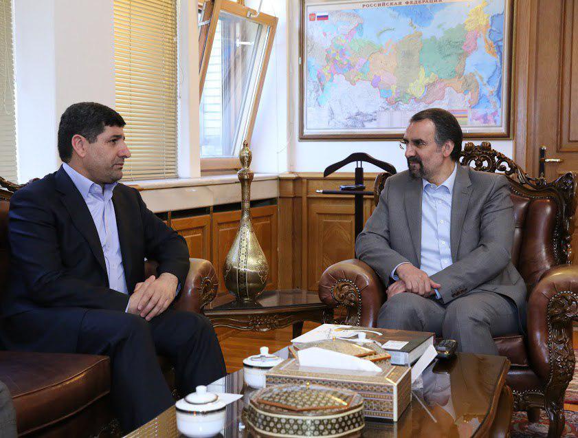 سنایی: روابط رسانه ای ایران و روسیه باید همپای روابط سیاسی گسترش یابد