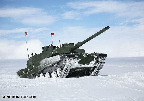 تانکی به نام یک ژنرال ترک! (+تصاویر)