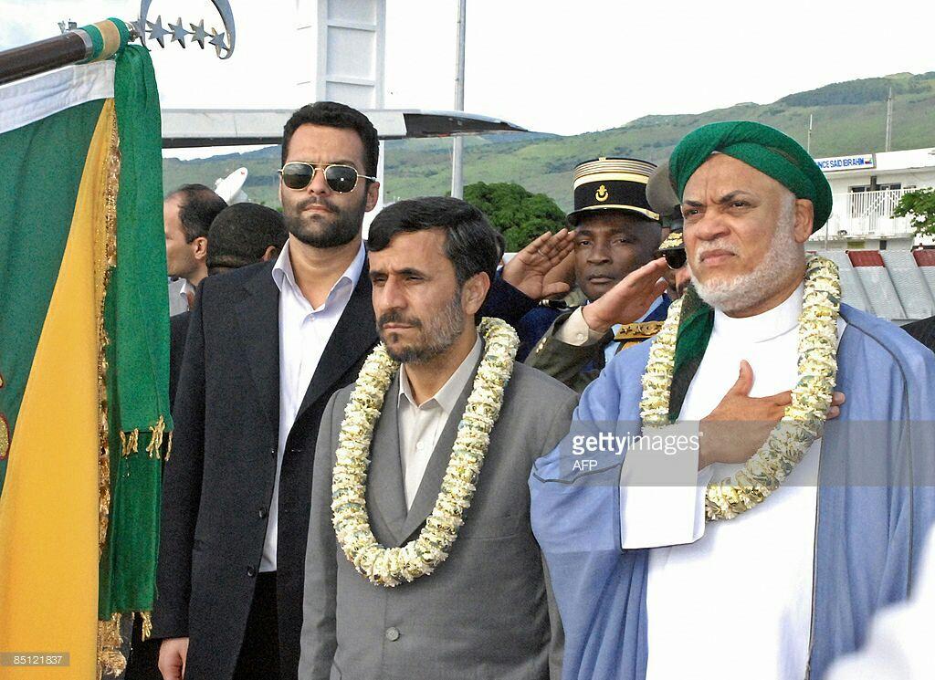 کومور گذرنامه 100 ایرانی را باطل کرد