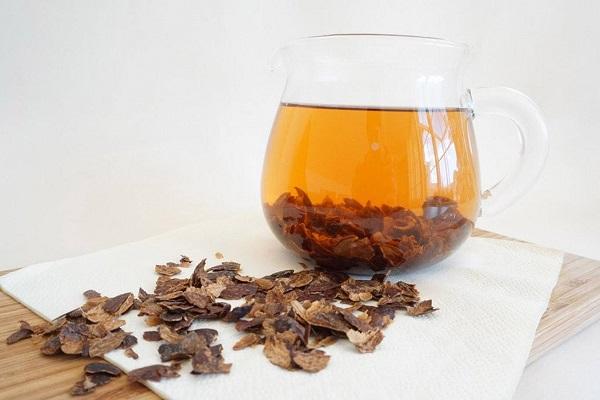 سمزدایی روده بزرگ با کمک چای