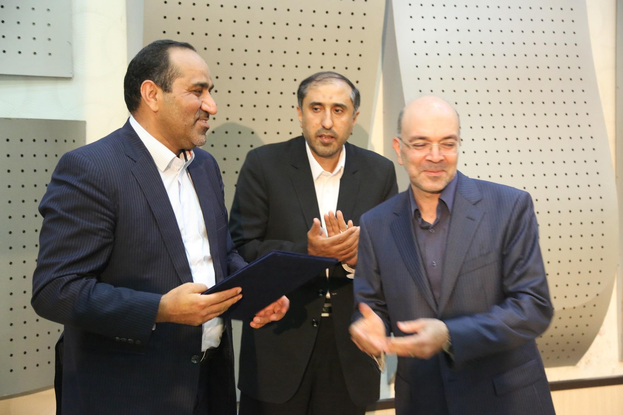 مدیرعامل جدید آبفای تهران منصوب شد