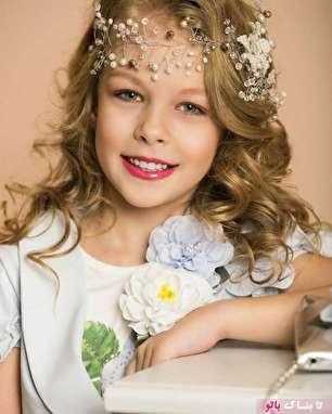 ملکه زیبایی کودکان 2018 (+عکس)