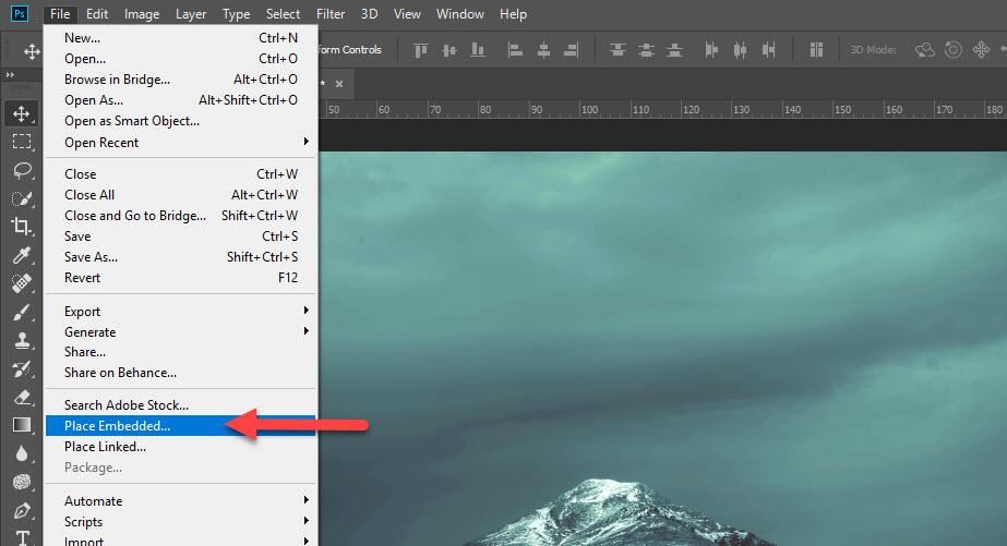 آموزش اضافه کردن واترمارک به عکس در فتوشاپ (+عکس)