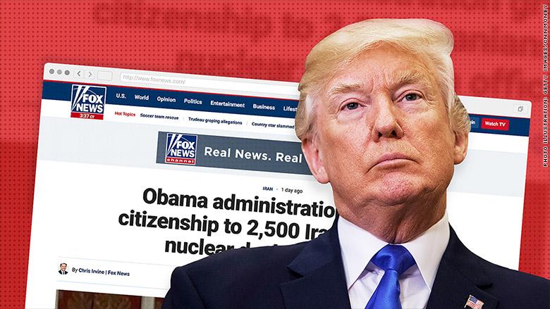ترامپ در تله ادعای دروغ تندروهای ایران و آمریکا