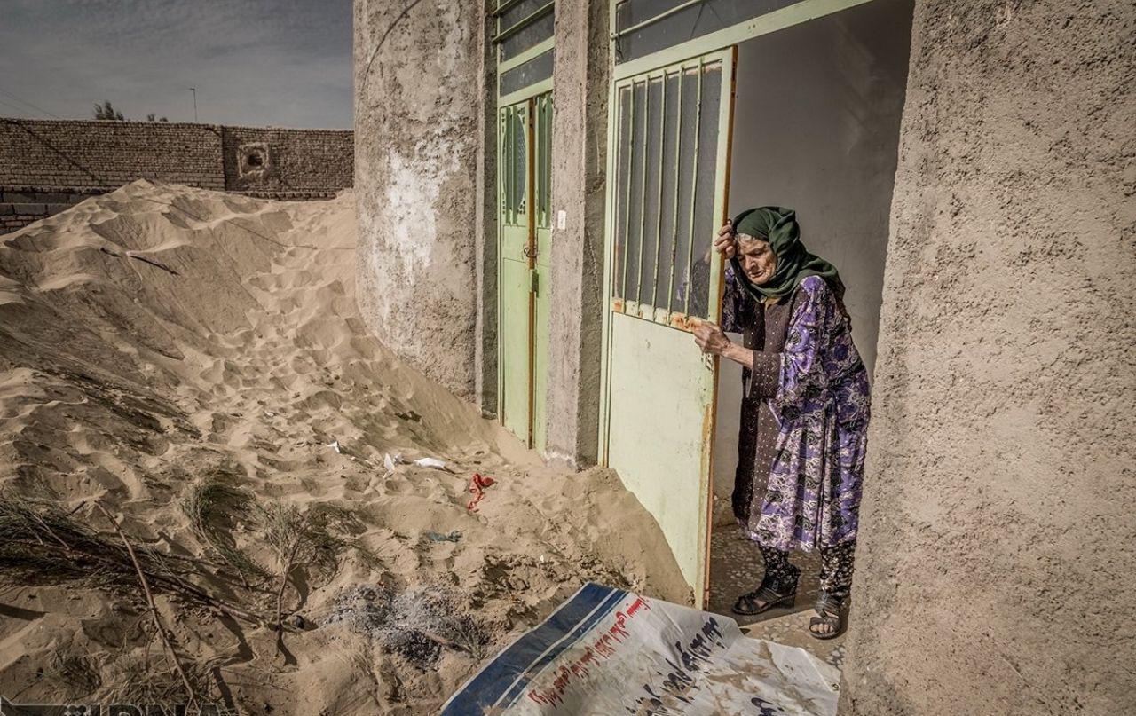 گوشه ای از رنجی که مردم سیستان و بلوچستان می برند را ببینید (عکس)