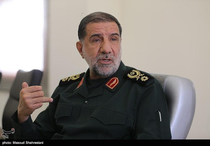 جانشین قرارگاه ثارالله سپاه: لازم باشد، اجازه خروج نفت از طریق تنگه هرمز به دنیا را نمیدهیم