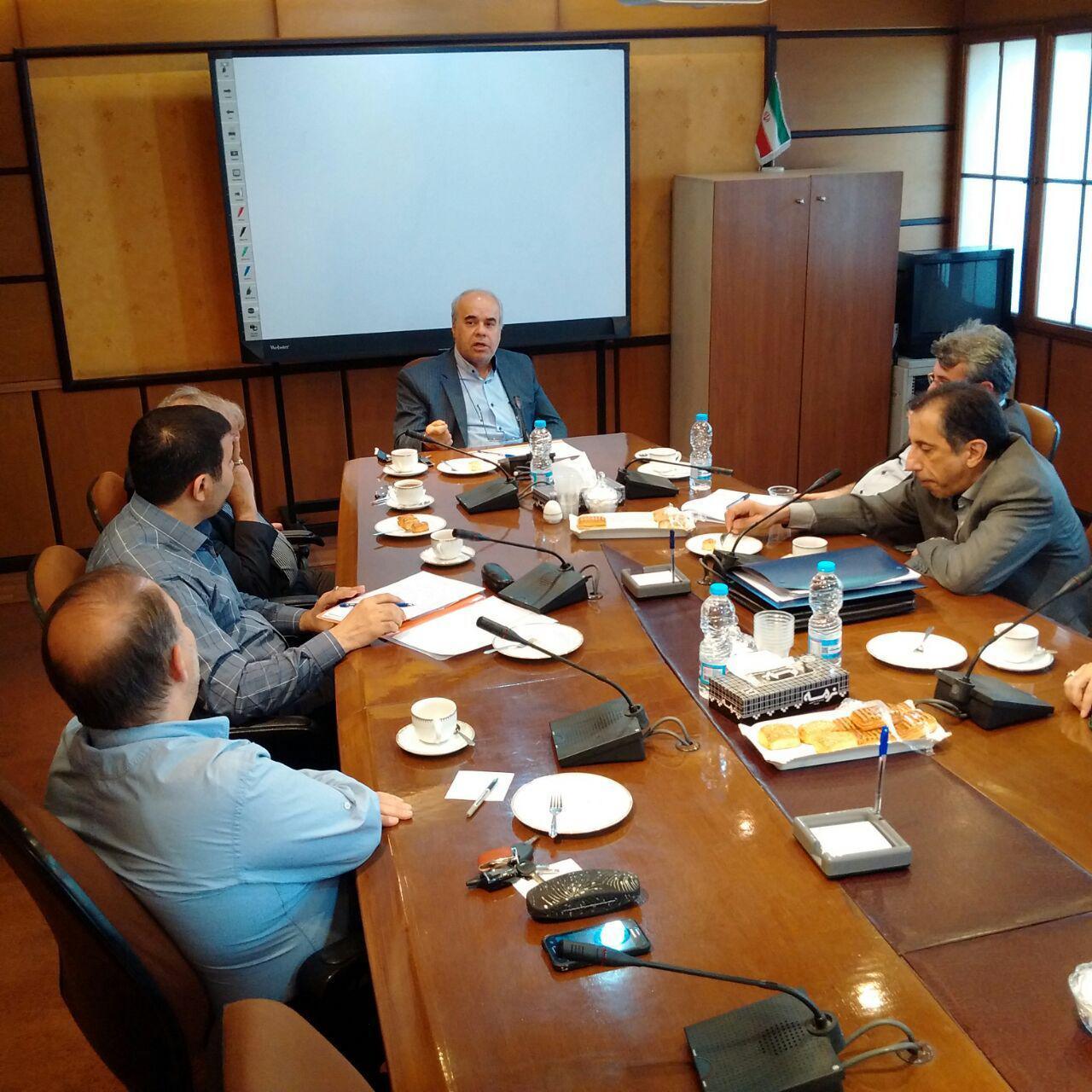 جلسه کمیته ساماندهی کاغذ مطبوعات تشکیل شد